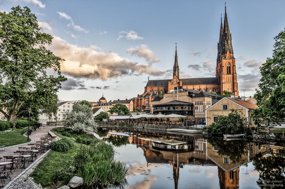 Uppsala, Sweden, May 2014