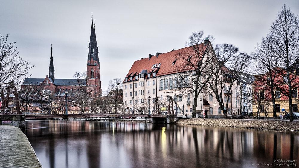 Uppsala, Sweden, March 2014