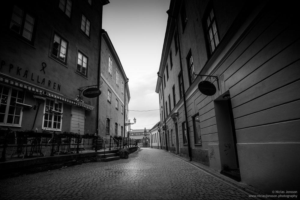 Uppsala, Sweden, April 2018