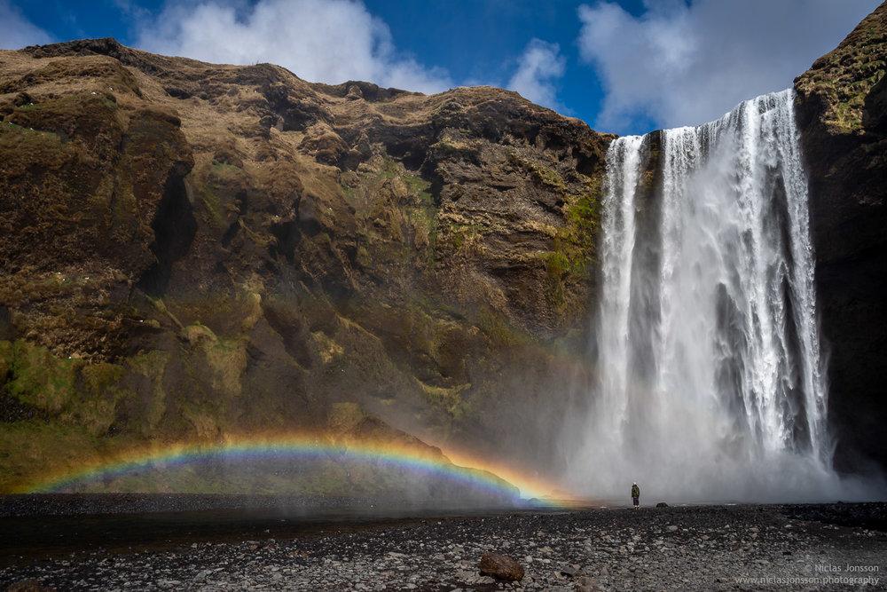 Iceland, April 2018