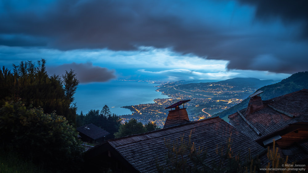 Montreux, Switzerland, May 2018