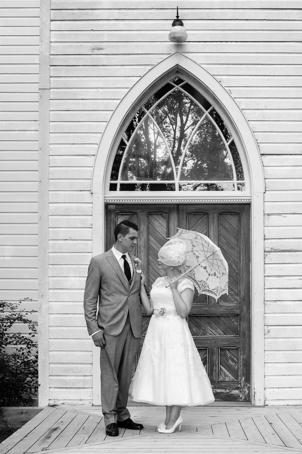 Wedding - Cumberland Heritage Village Museum.