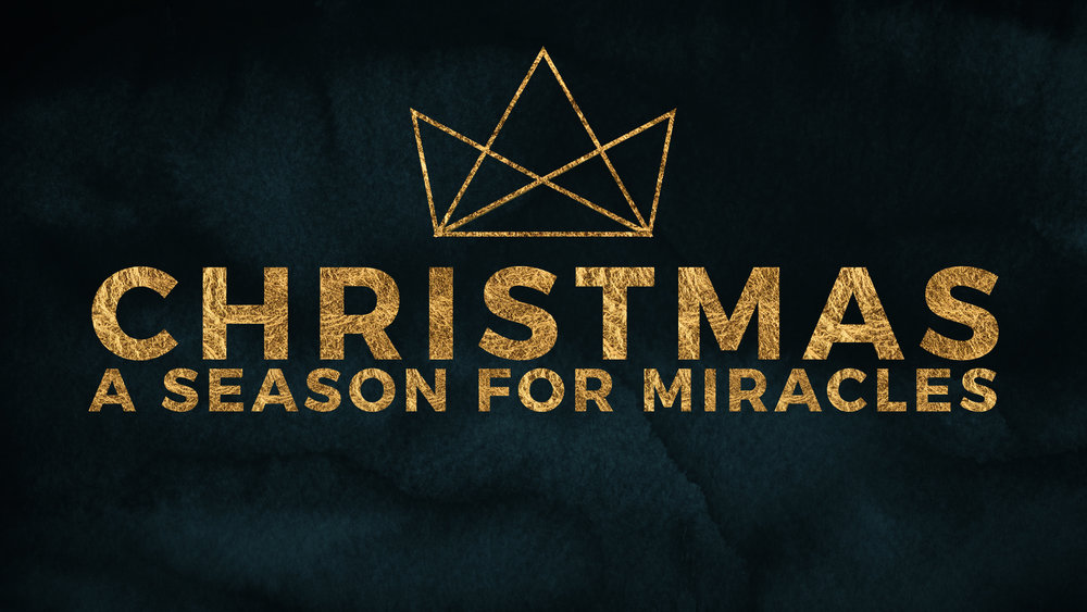 Christmas, a season for miracles