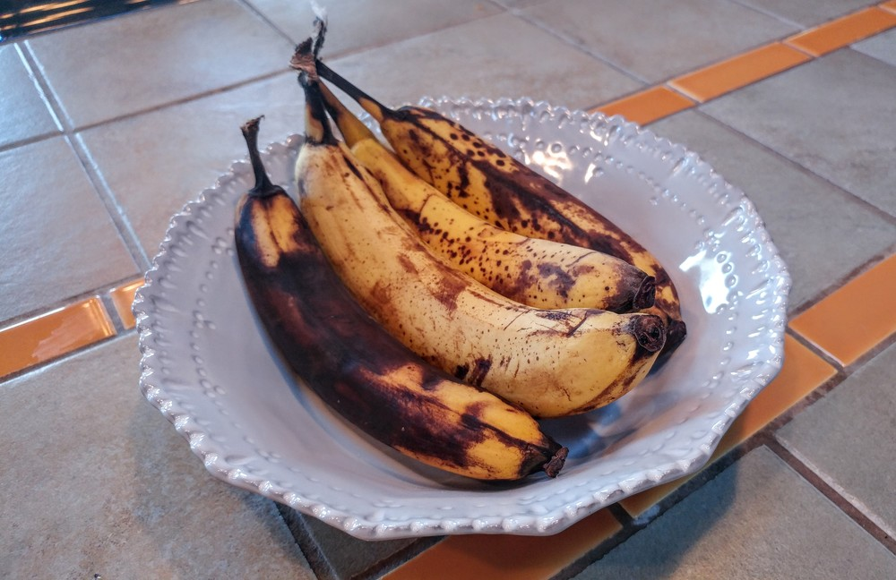 There is really only one thing to do when you're bananas have gone this far...