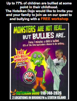 CALL OUR SCHOOL TO FIND OUT MORE ABOUT OUR BULLY BUSTER WORKSHOP!