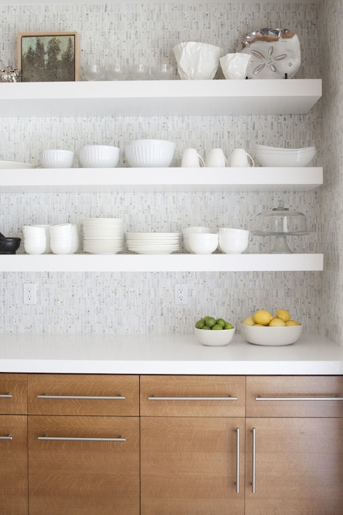 You Can Incorporate This Linear Mosaic Design As An Accent In Your Kitchen,  Or Encompass Your Entire Shower For A Textured Look. You Can Pair These  Designs ...