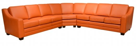 107 Sleeper Sectional