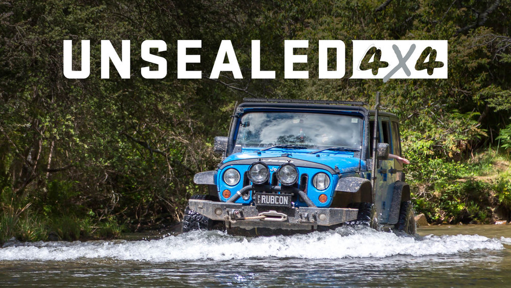 Unsealed 4X4