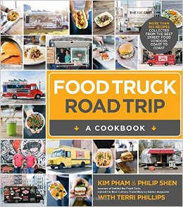 Food Truck Road Trip Cookbook