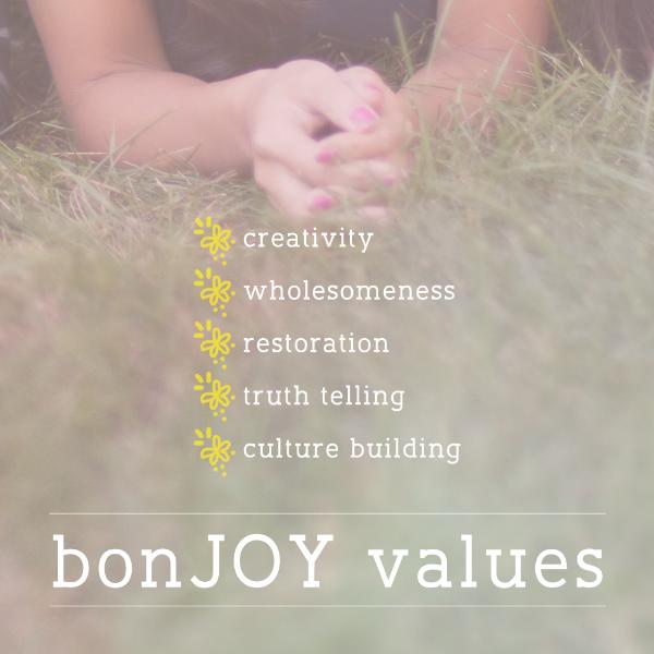 bonjoy-values