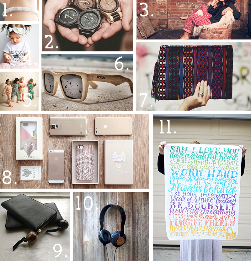 GIFT GUIDE: Holly, Leotie Lovely