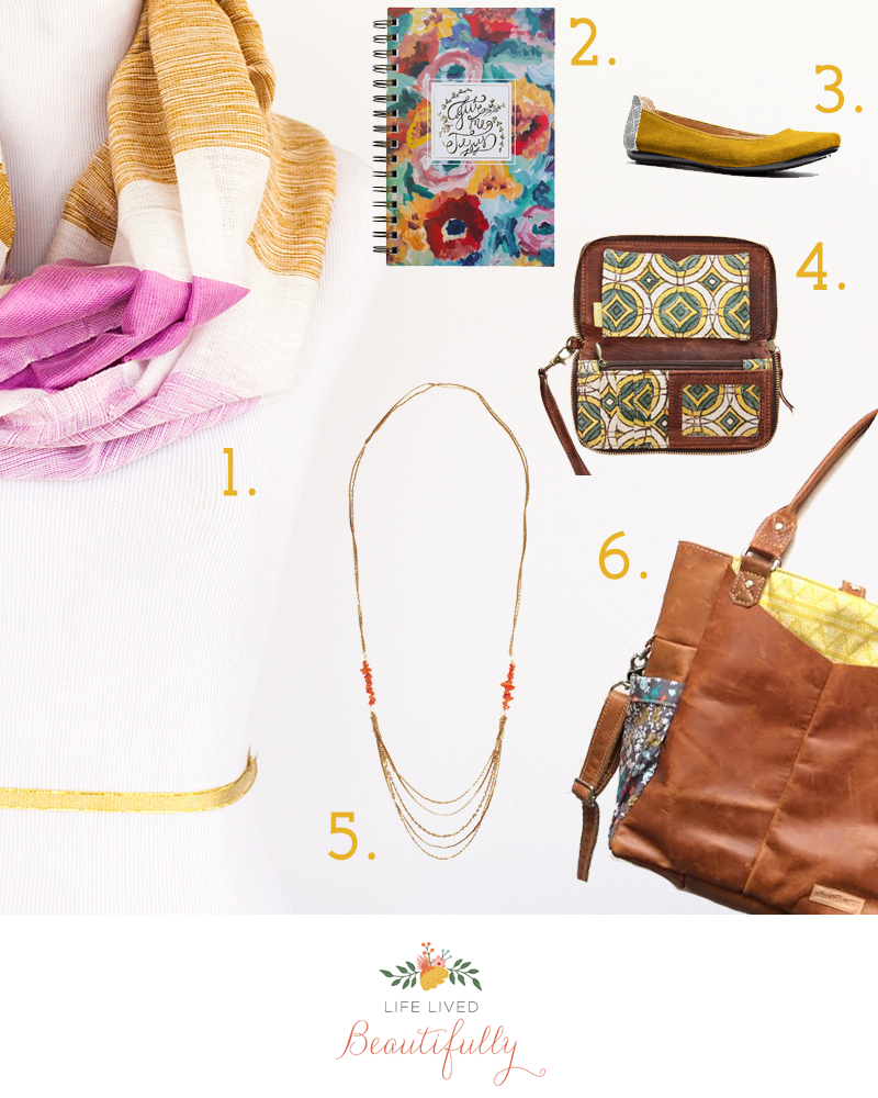 GIFT GUIDE: Gretchen, Life Lived Beautifully