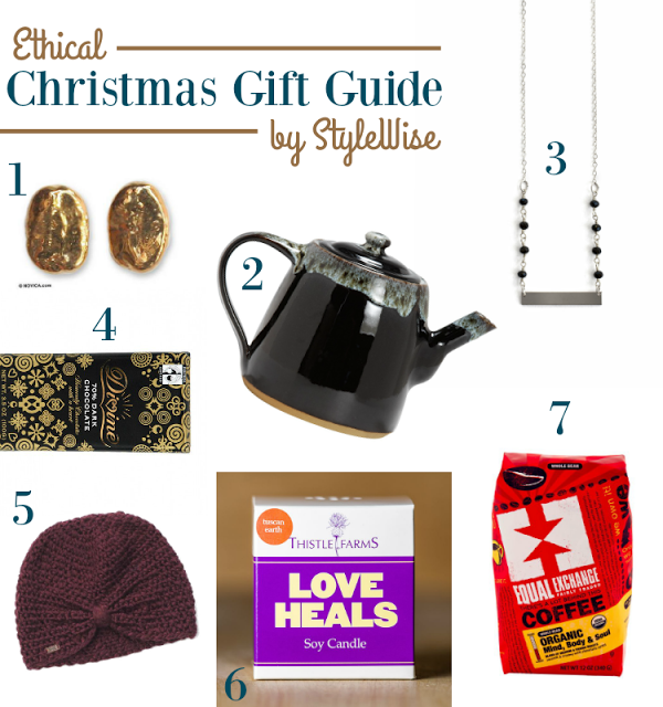 GIFT GUIDE: Leah, StyleWise