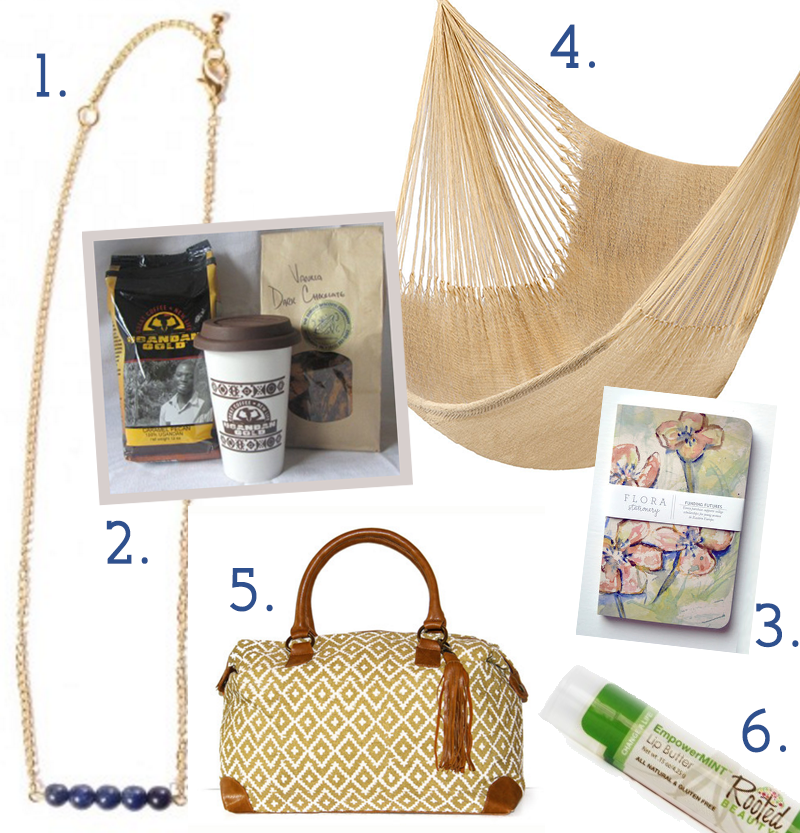 GIFT GUIDE: Kim, Rooted Beauty