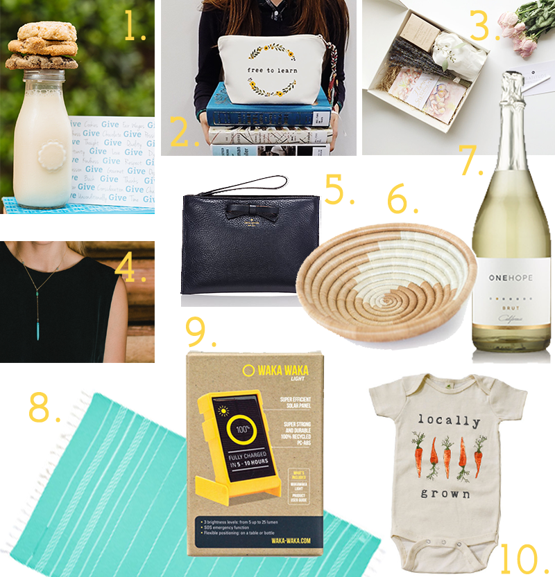 GIFT GUIDE: The Tote Project