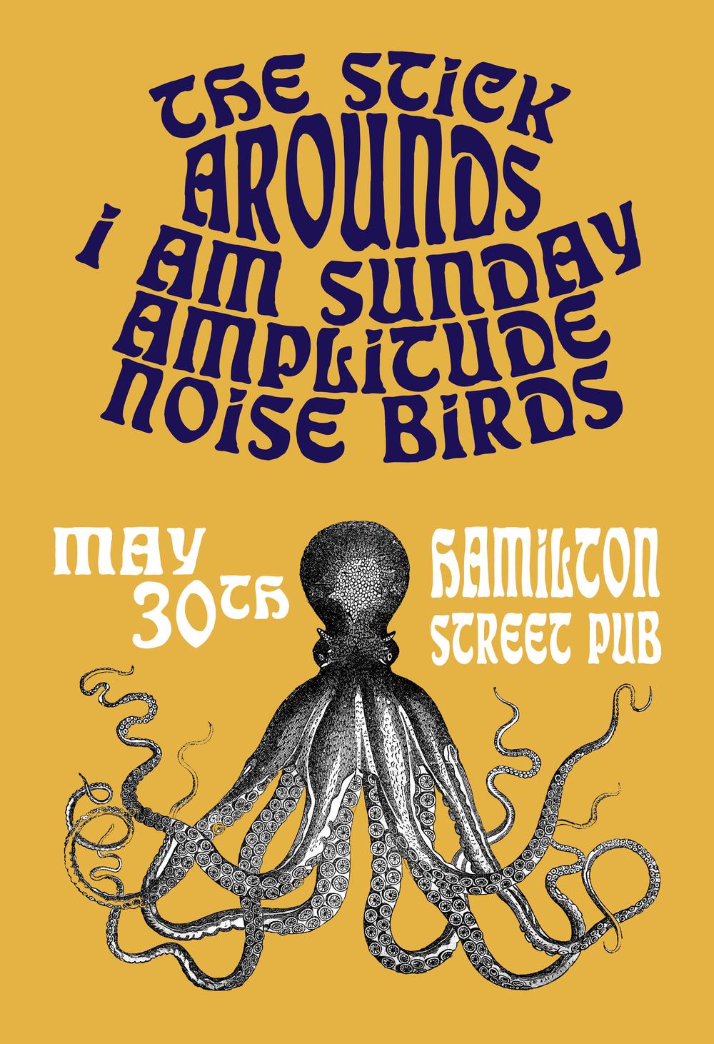 Stick Arounds Hamilton Street May 30 Poster.jpg