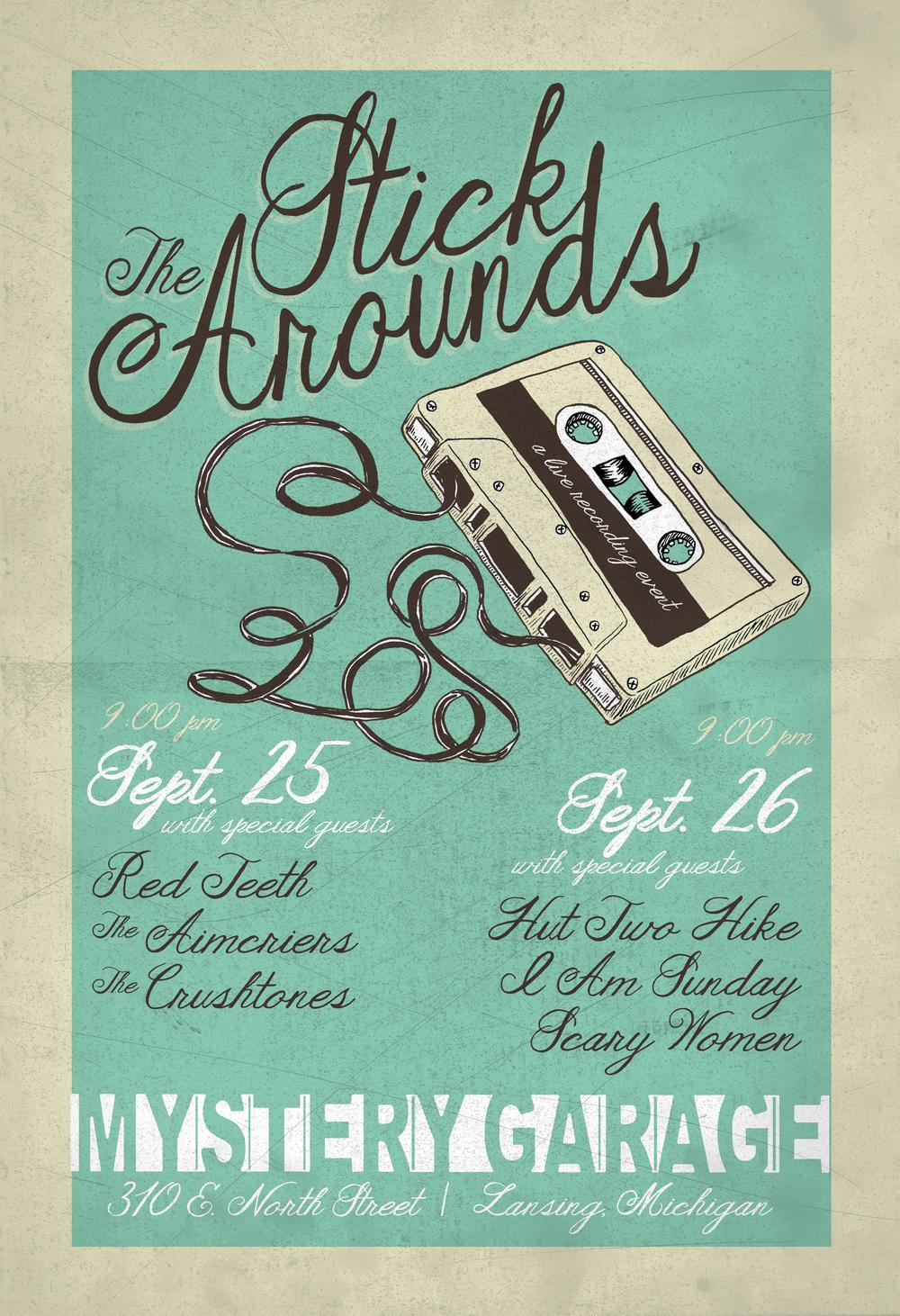 Stick Arounds Mystery Garage Poster Sept. 2015.jpg