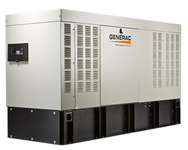 Generac Protector Series Diesel generators are pre-configured to meet a variety of municipal codes.