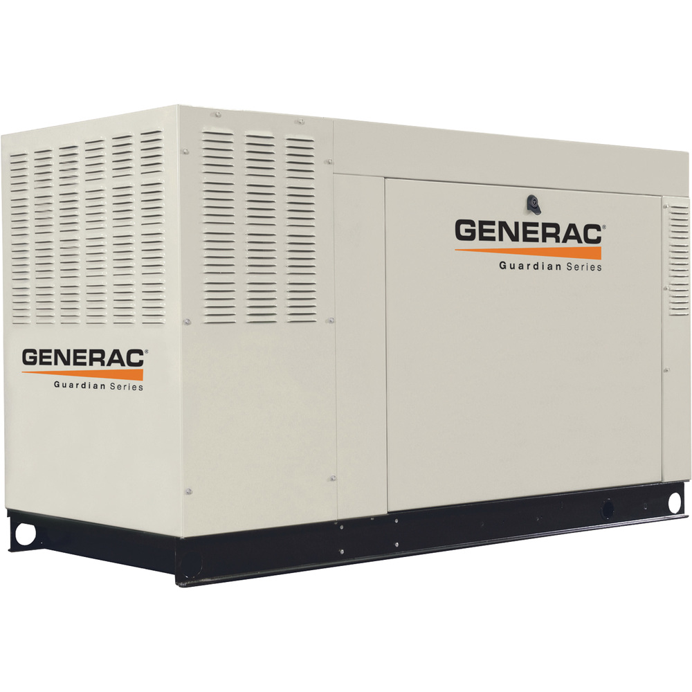 Generac Guardian Series automatic standby generators are ideal for larger homes or commercial applications.