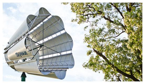 sky wolf wind turbine