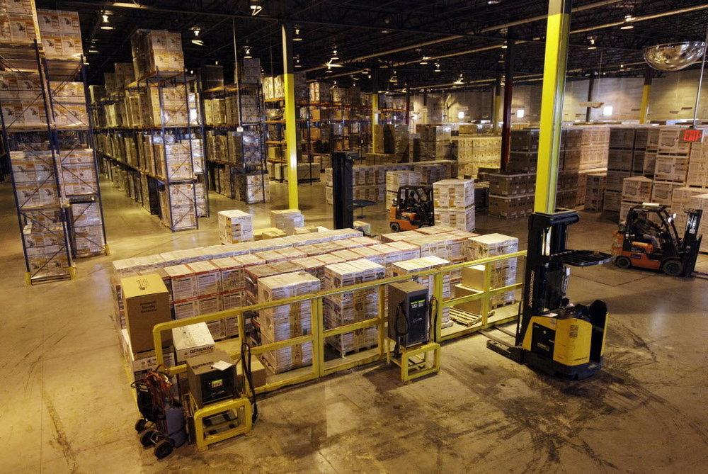strategic warehouse location