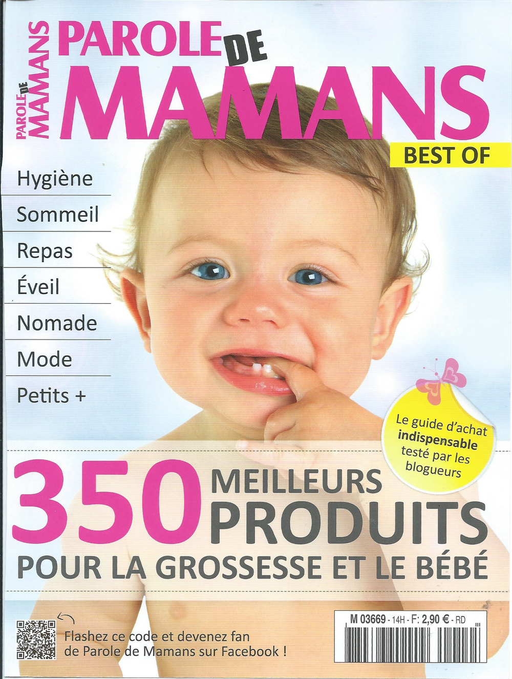 PAROLE DE MAMANS Ed.The BEST Couv Sept 2014.jpg