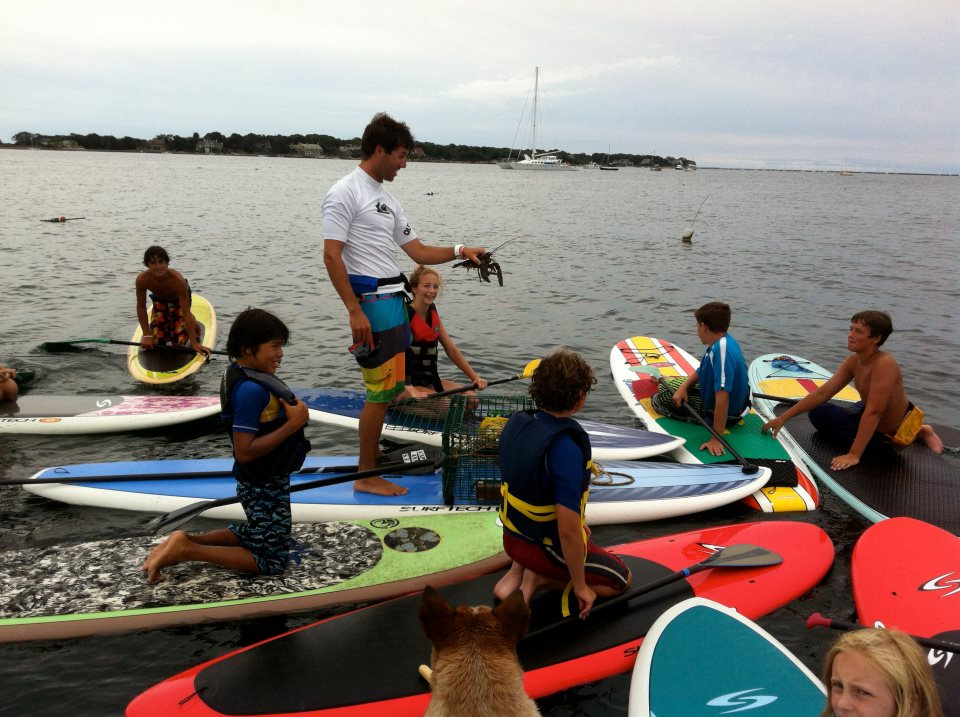 Paddleboard Kids Camp North of Boston