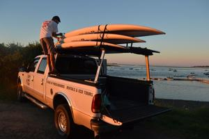 Paddleboard Rentals on Cape Ann