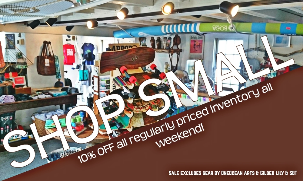 Small Business Saturday on Cape Ann