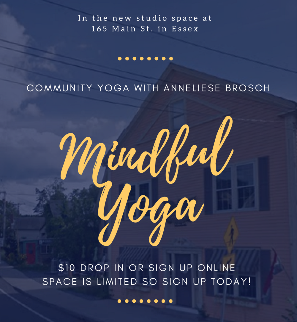 Mindful Yoga on Cape Ann