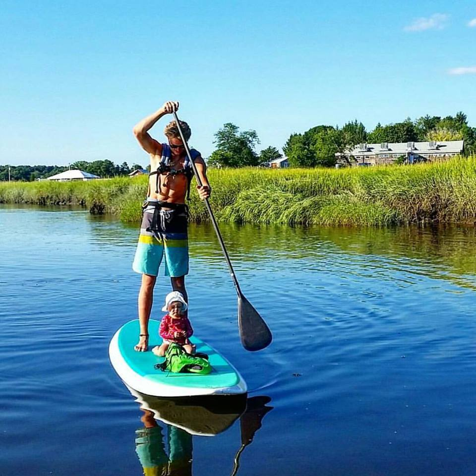 Stand Up Paddleboard Lessons + Tours