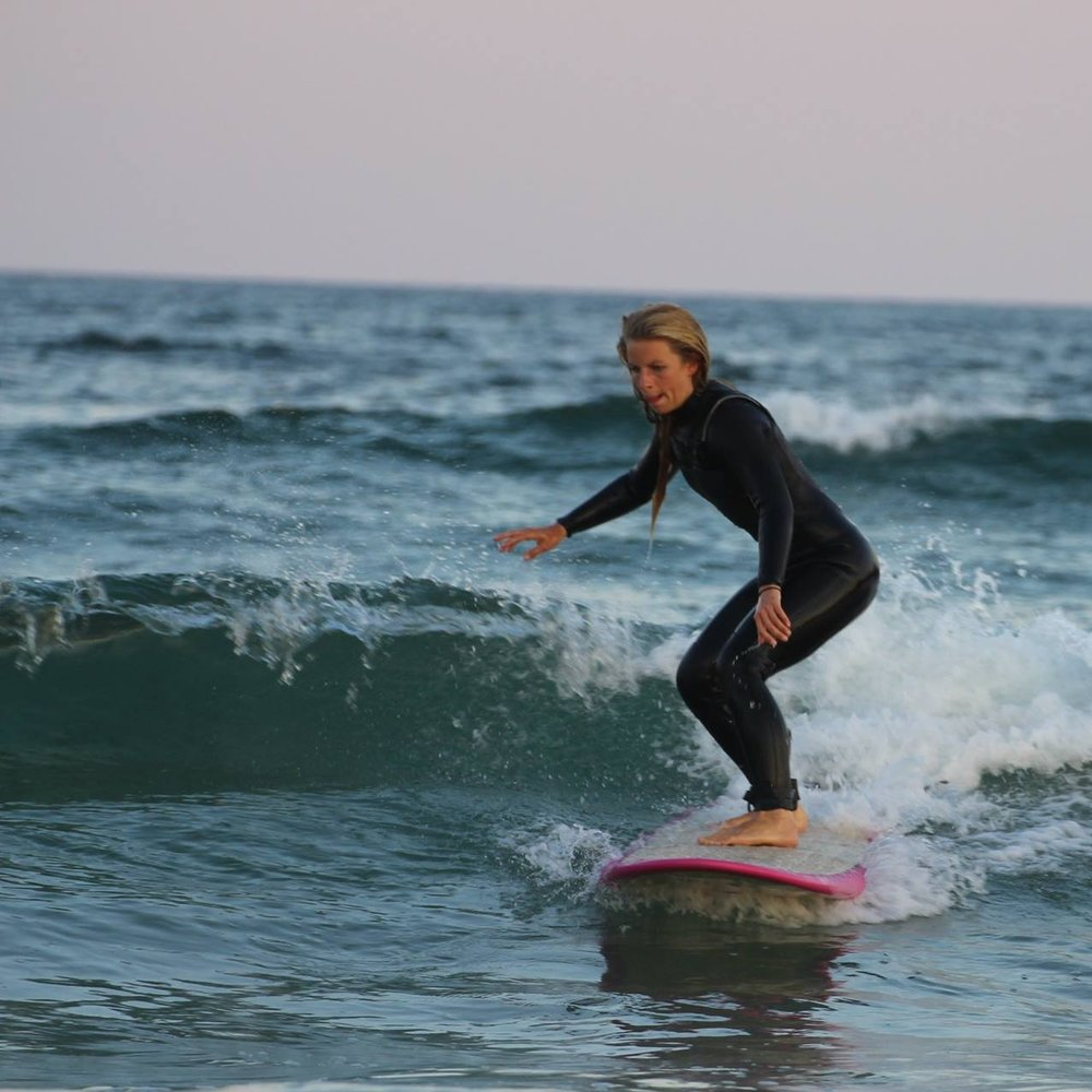 Ladies Surf Night Cape Ann SUP
