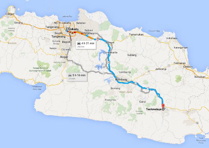 Tasikmalaya Indonesia Part 1 Nomadic Habit