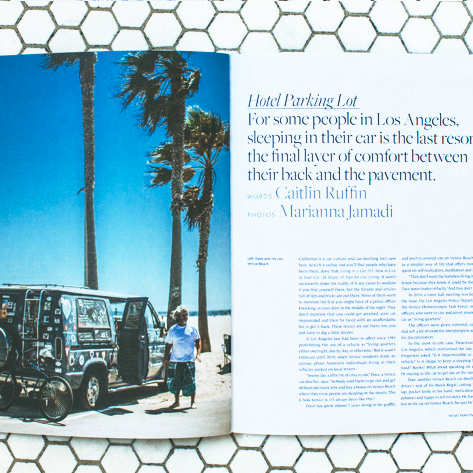 BOAT MAGAZINE // LA ISSUE