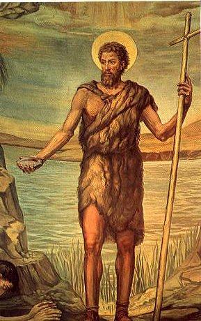 John the Baptist Swag