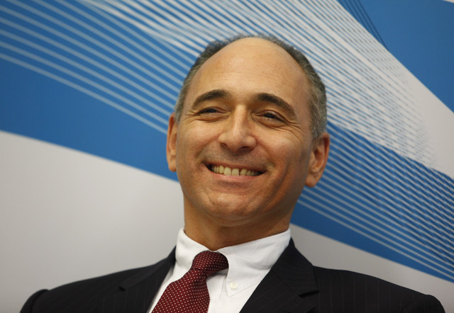 Novartis CEO, Joseph Jimenez, ketchup salesman