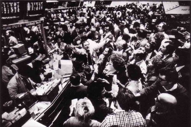 The CBOE in 1973