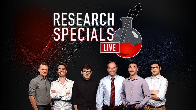 Research Specials