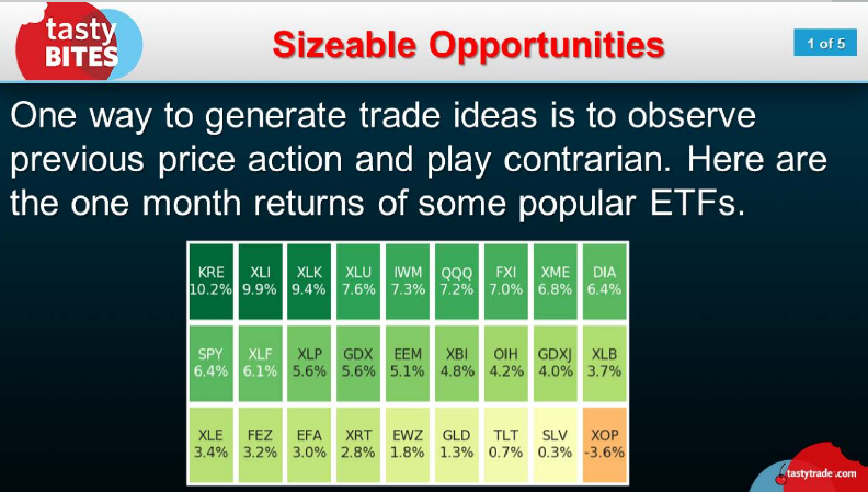 Sizeable Opportunities