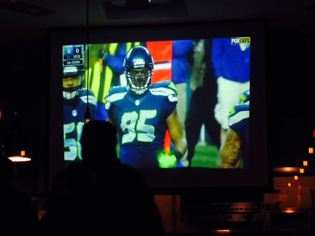 And the Seahawks win in Spanish!