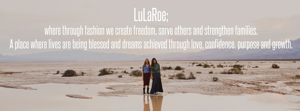 The Facebook cover image for  LuLaRoe Vicki Kuo VIP  group.