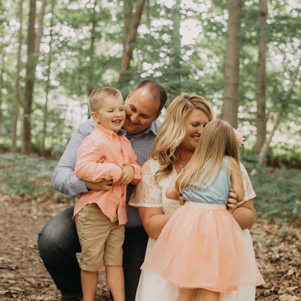 Brooke Banks Richardson and family