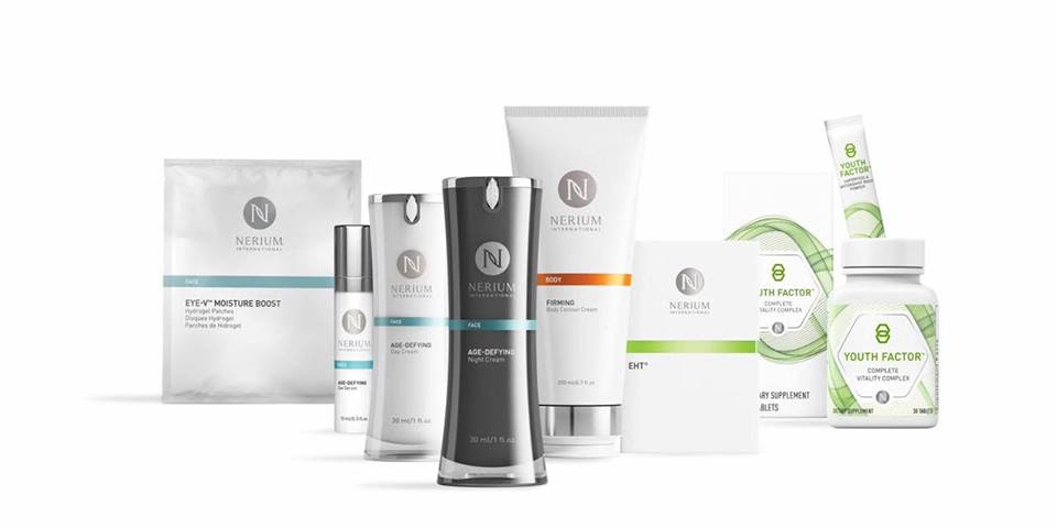 Nerium International product line
