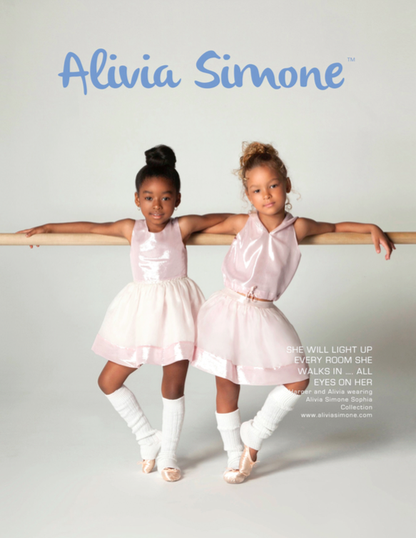 Alivia Simone Fall / Winter Advertisement