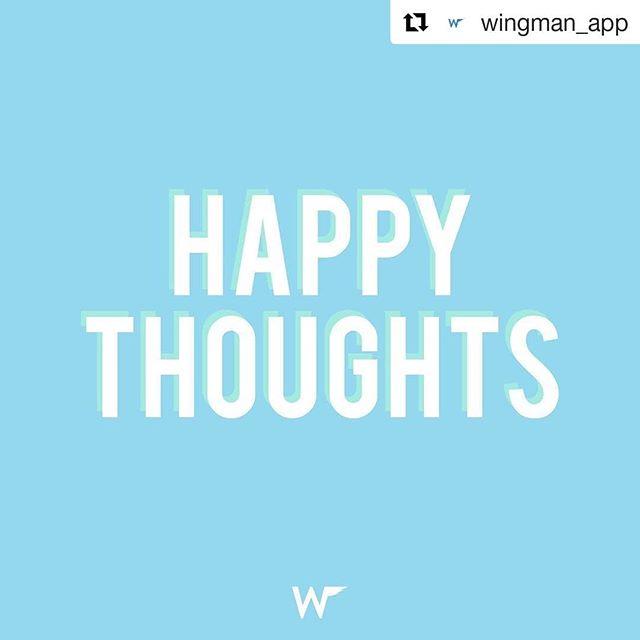 ✨HAPPY✨  #Repost @wingman_app ・・・ Who's with me??😊