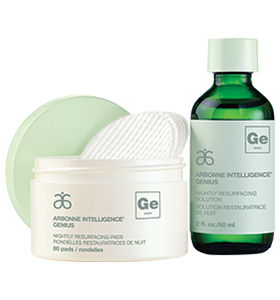 Outsmart Your Skin   A new high-performance line of Arbonne intelligence is bringing next-gen innovation to the forefront.