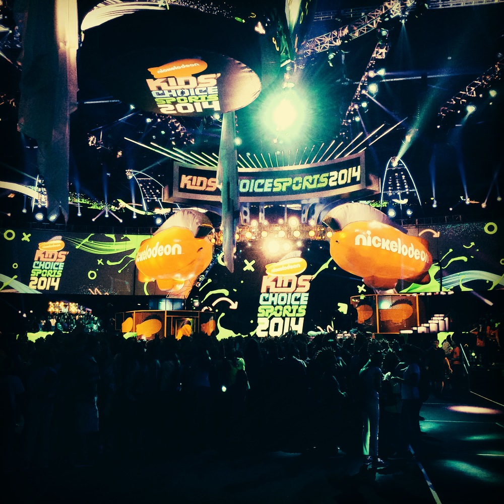 Nickolodeon Kids Choice 2014.JPG