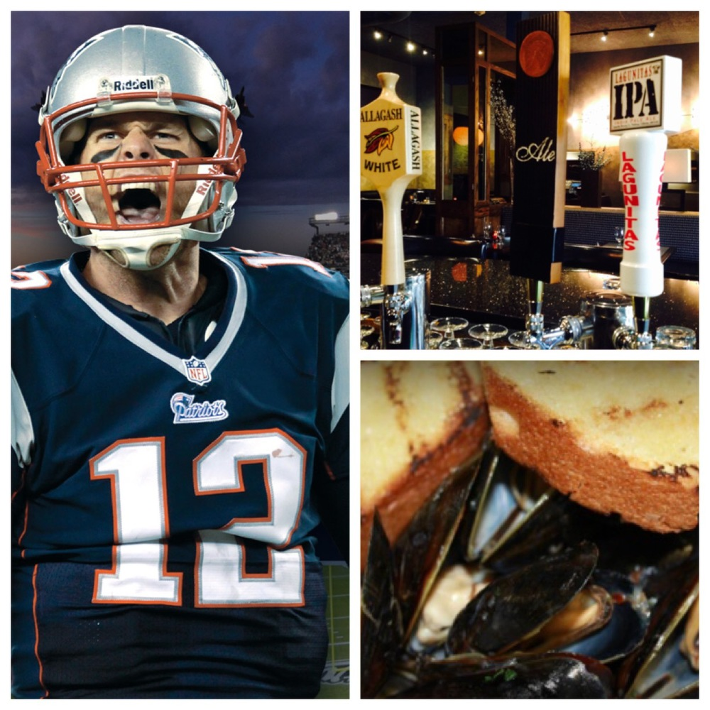 #eccoboston #superbowlxlix #whoisgoingtowin?