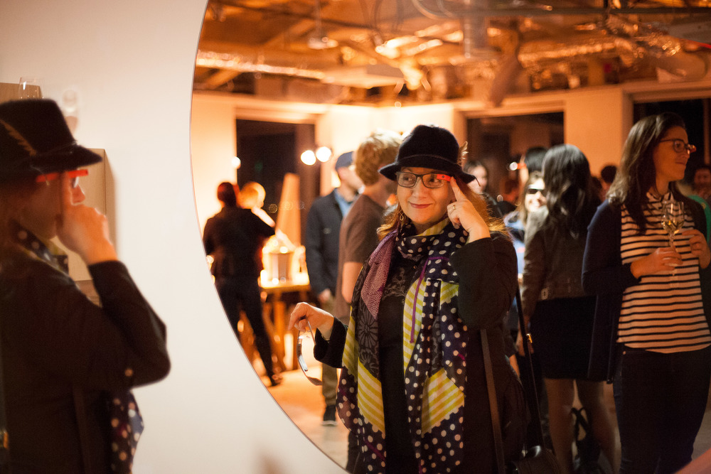 SF Basecamp hosted a launch party for the Titanium Collection in February 2014.