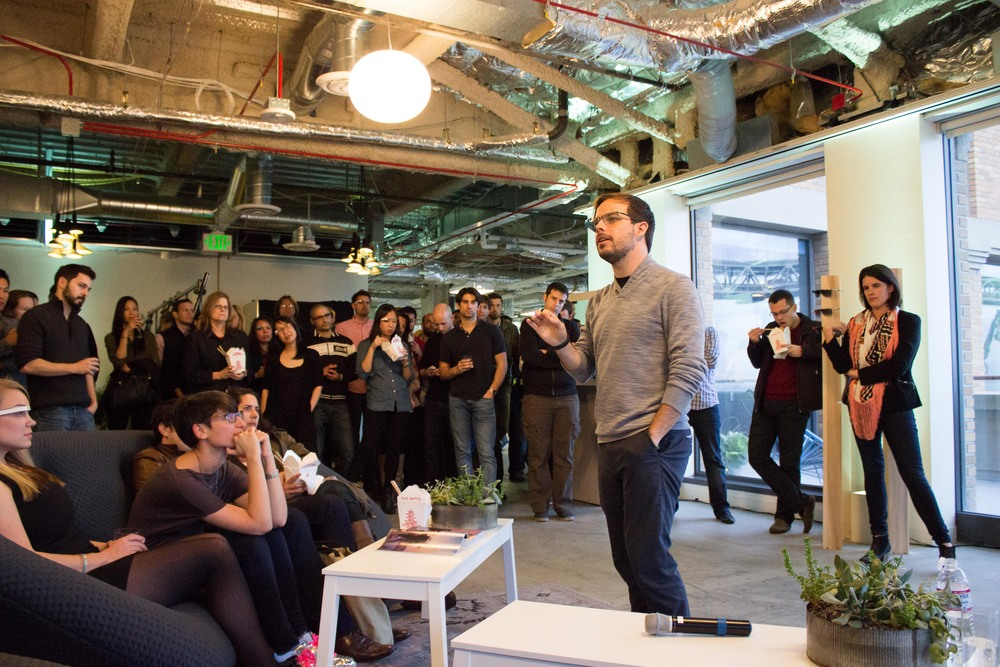 A number of developer-related events were hosted in SF Basecamp from 2013-2014.